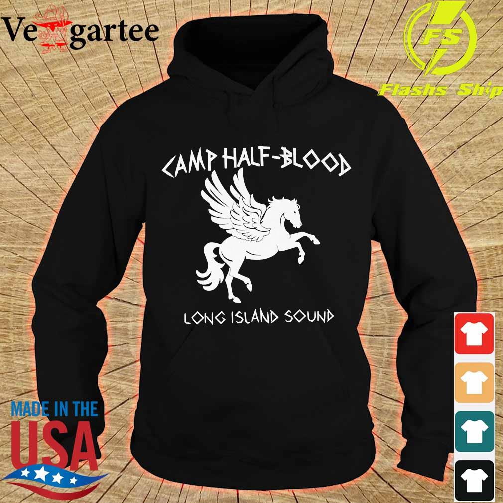 Camp Half blood long island sound s hoodie