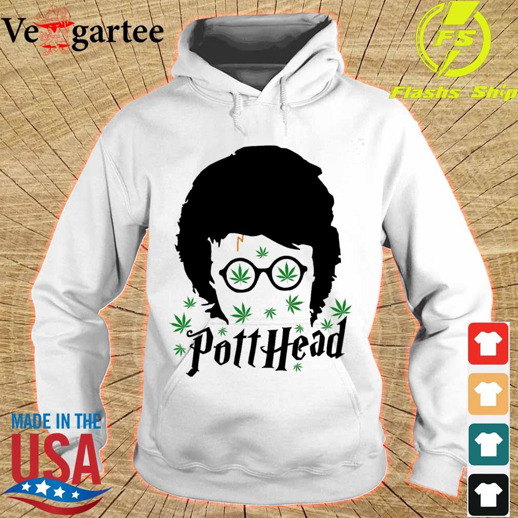 Harry Potter Potthead Weed Cannabis s hoodie