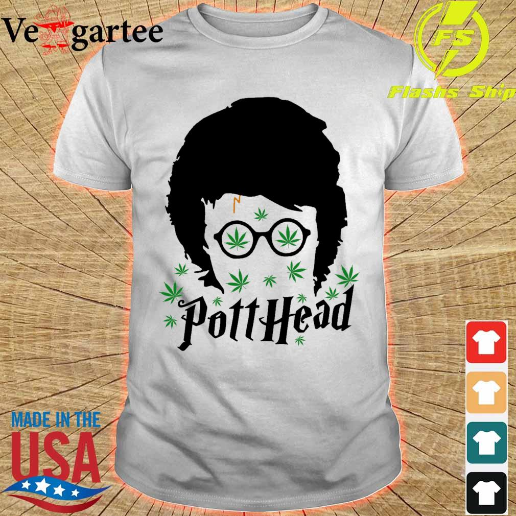 Harry Potter Potthead Weed Cannabis shirt