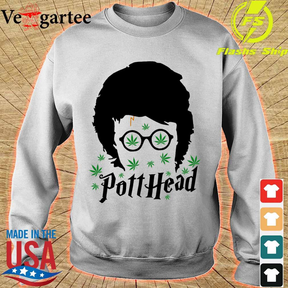 Harry Potter Potthead Weed Cannabis s sweater