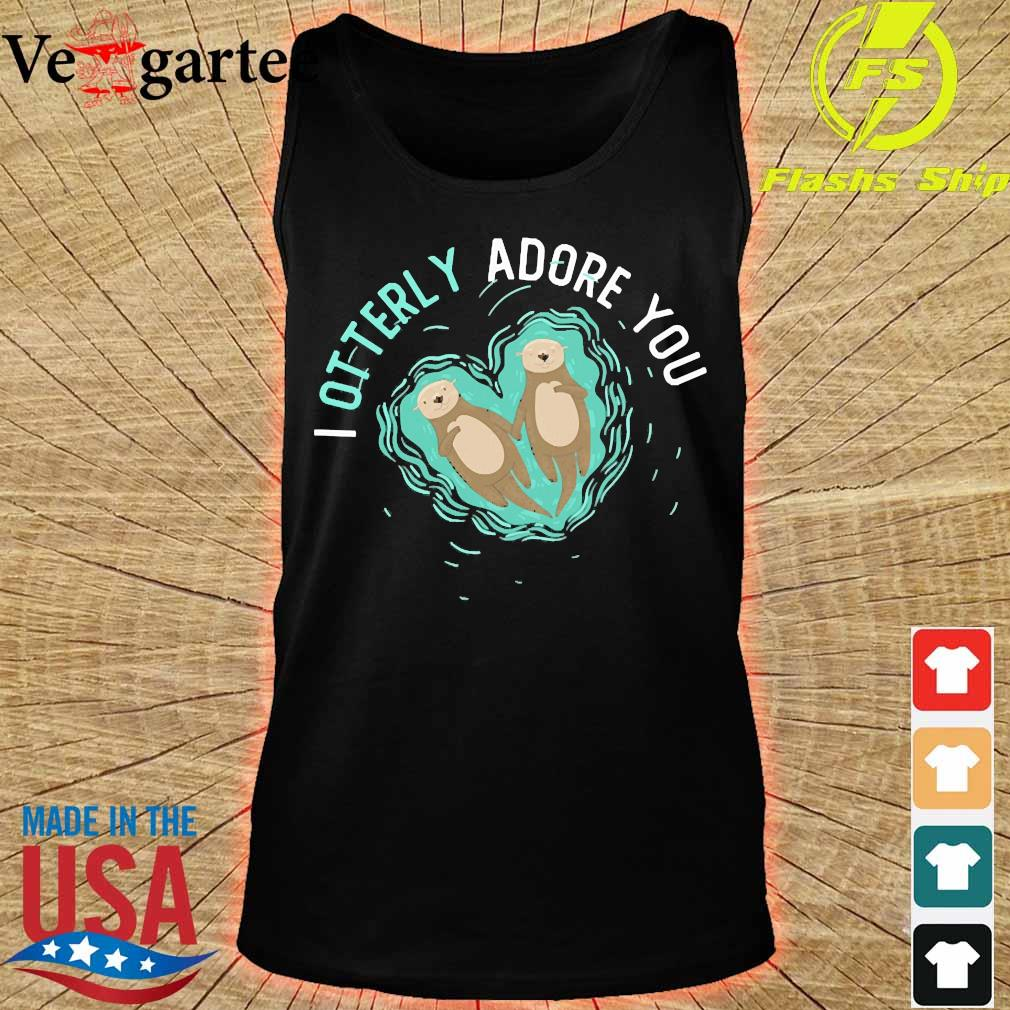 I otterly adore You s tank top