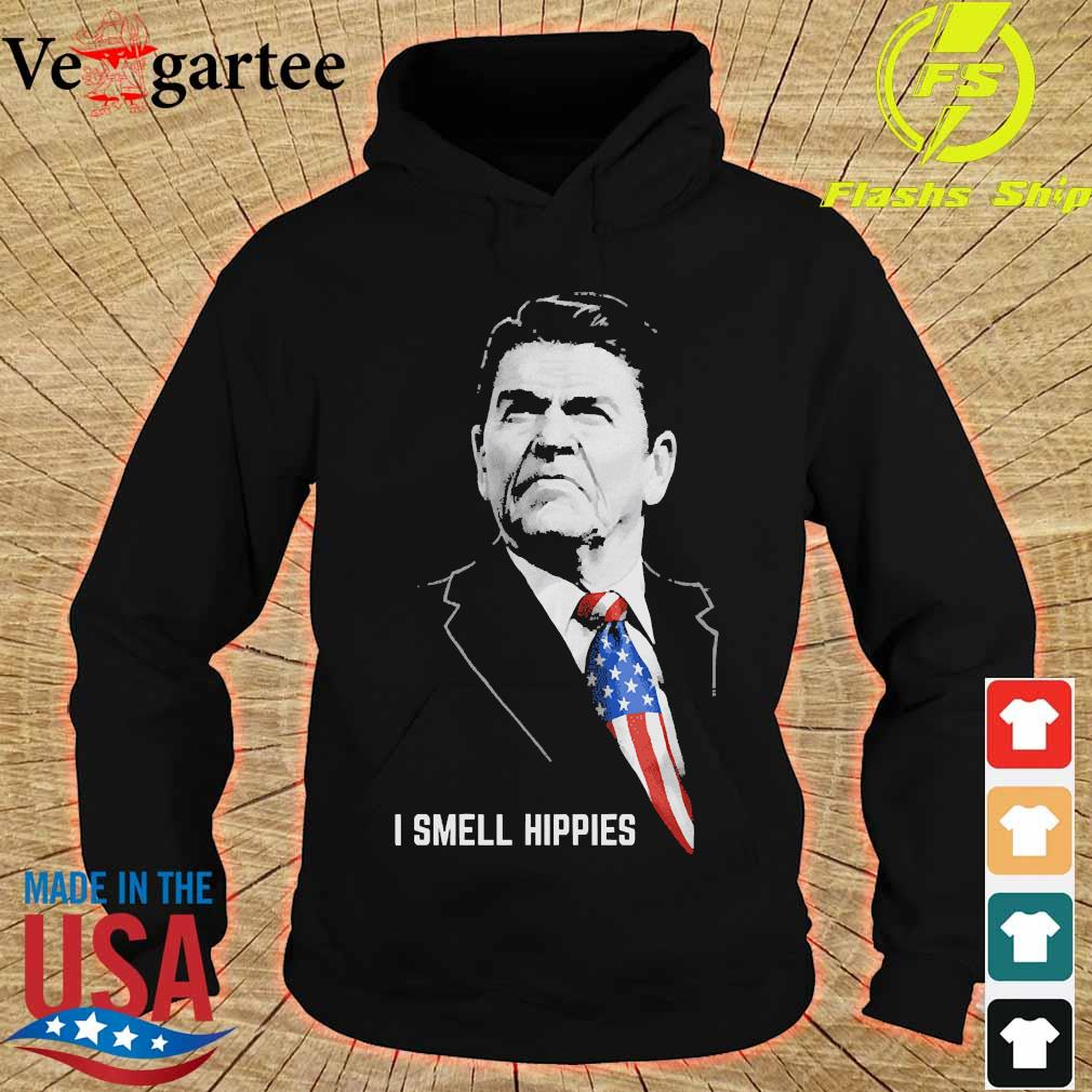I Smell hippies s hoodie