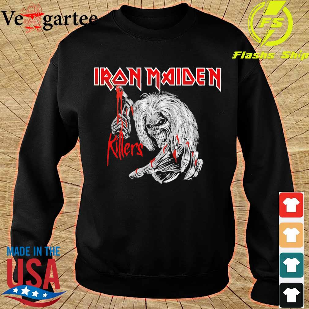 Iron Maiden killers s sweater