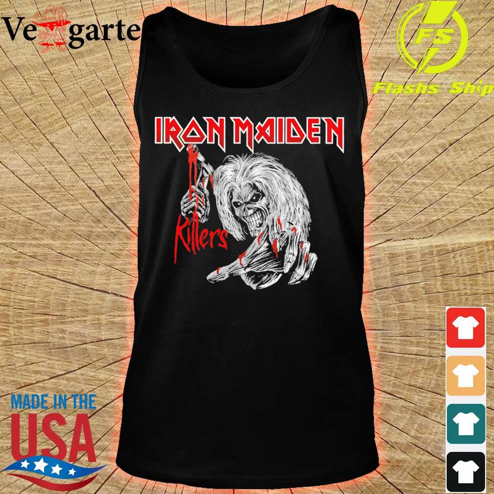 Iron Maiden killers s tank top