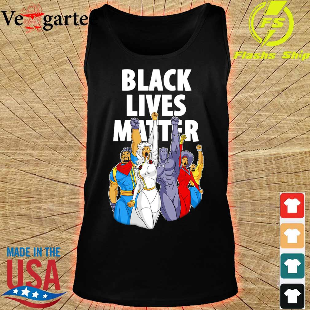 Marvel black lives matter rip s tank top