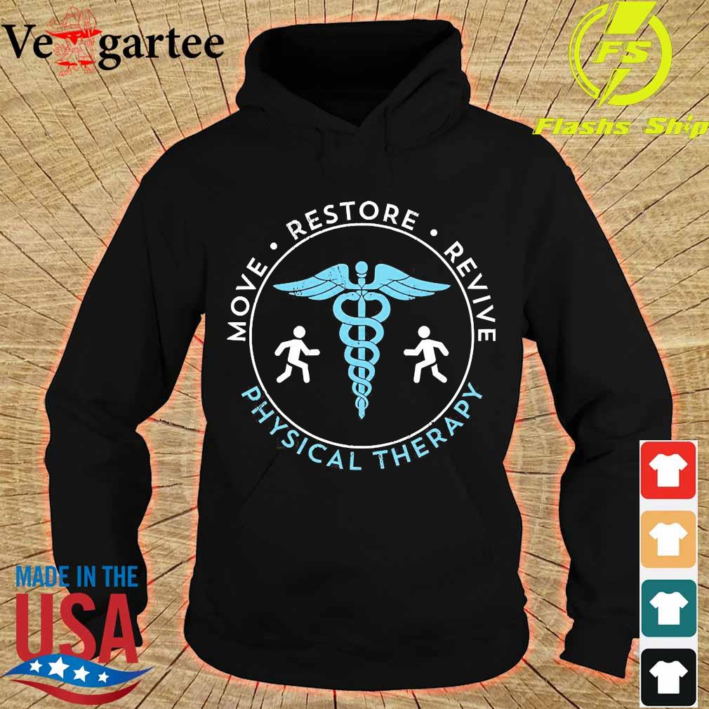 Move restore revive physical therapy s hoodie