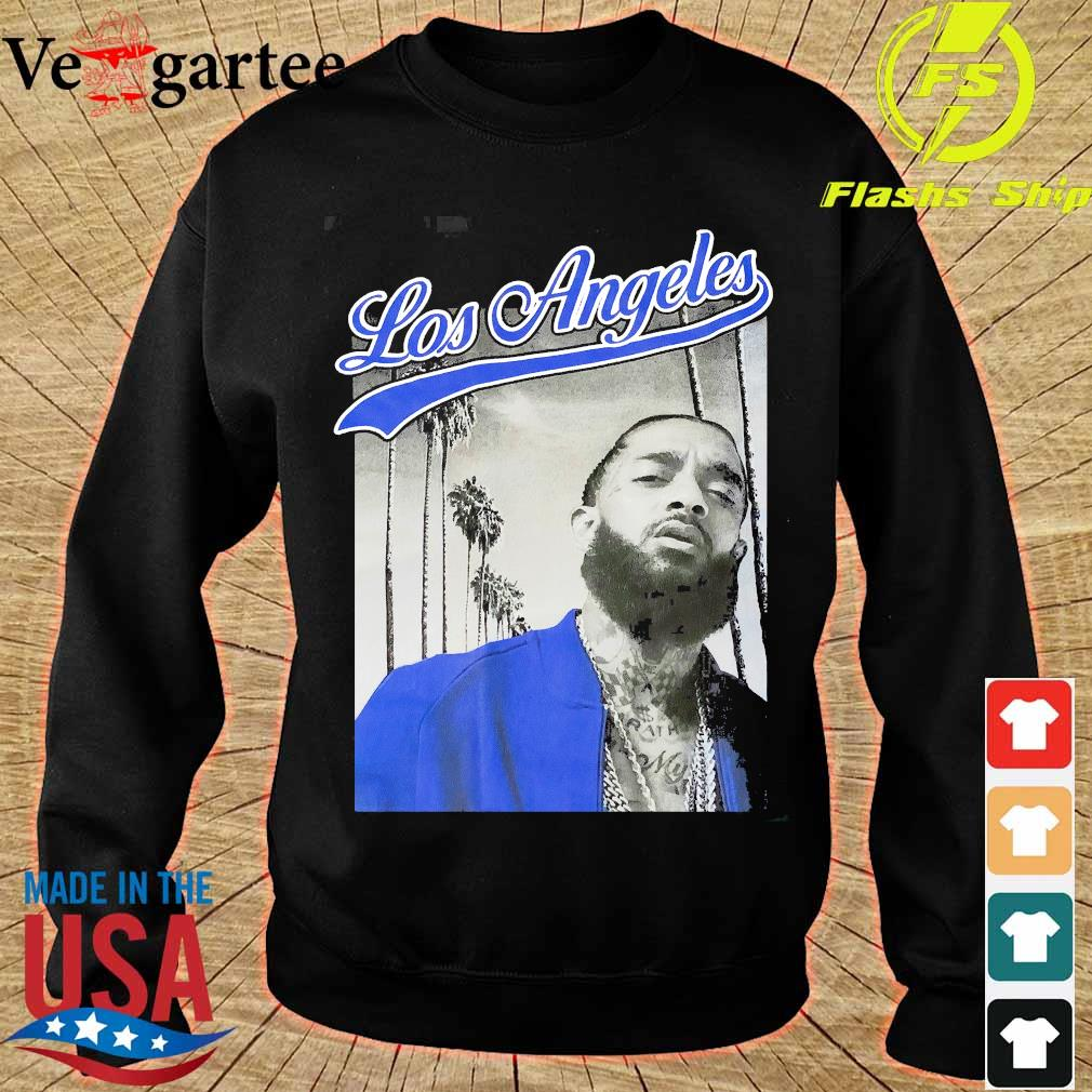 Nipsey Hussle Los Angeles s sweater