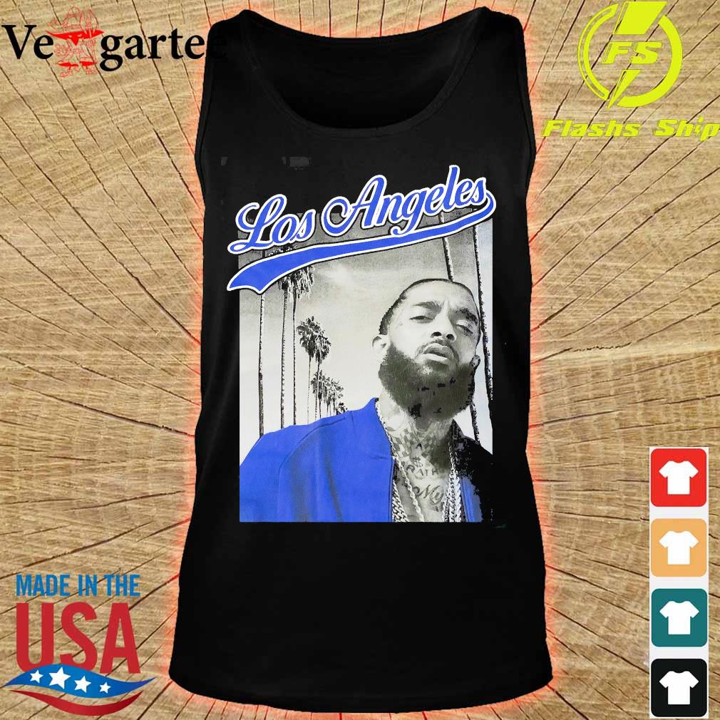 Nipsey Hussle Los Angeles s tank top