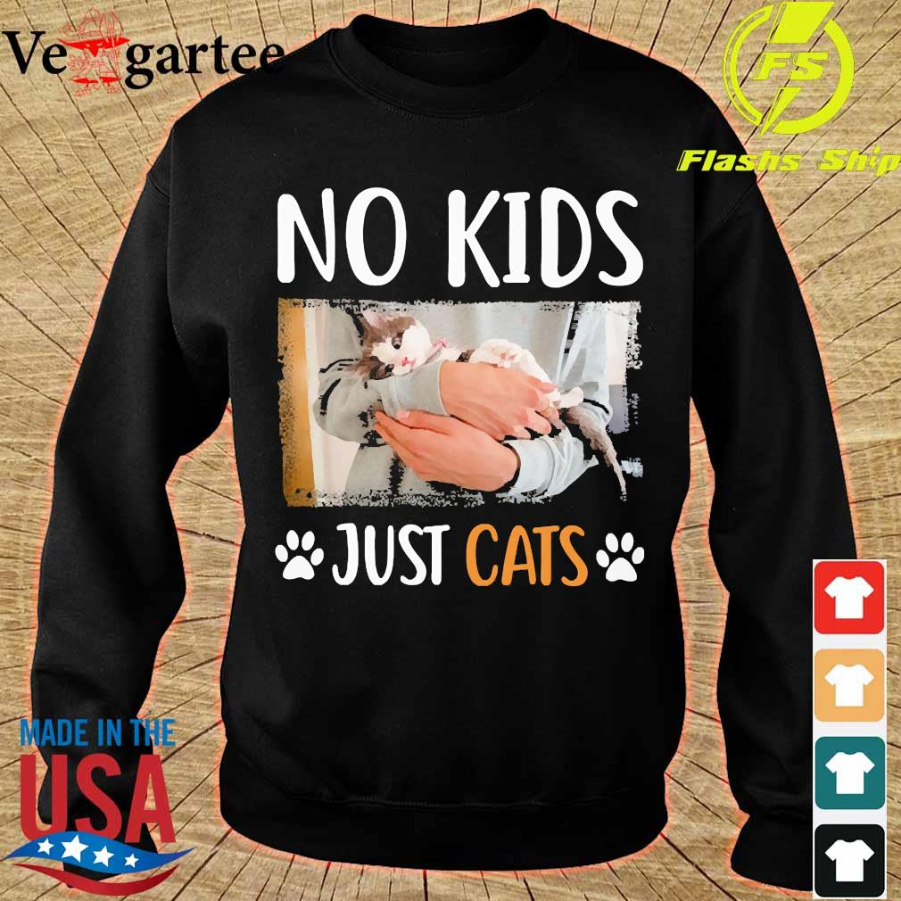 No kids just cats s sweater