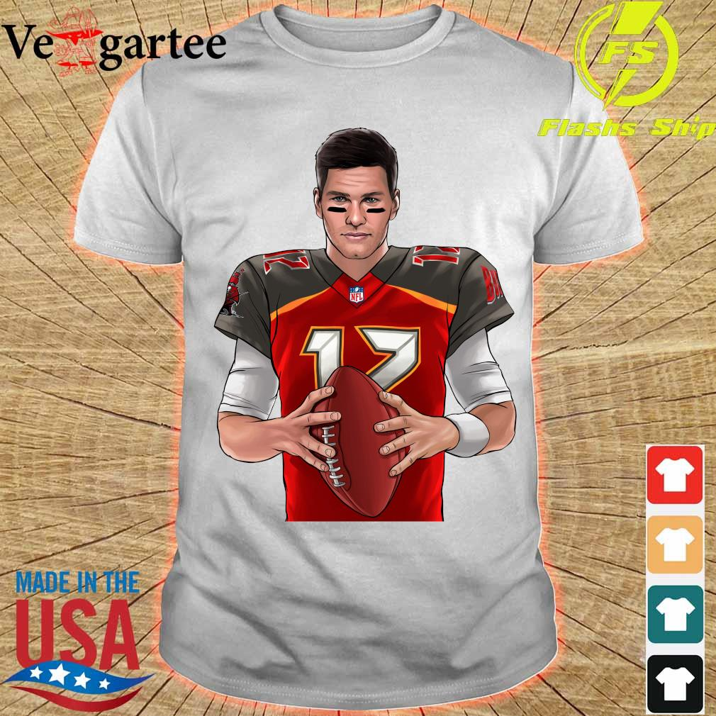 Official Tom Brady Buccaneers Shirt