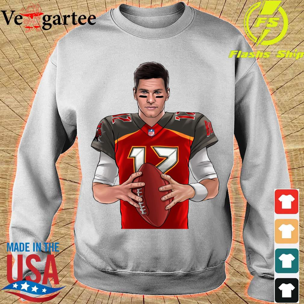 Official Tom Brady Buccaneers Shirt sweater