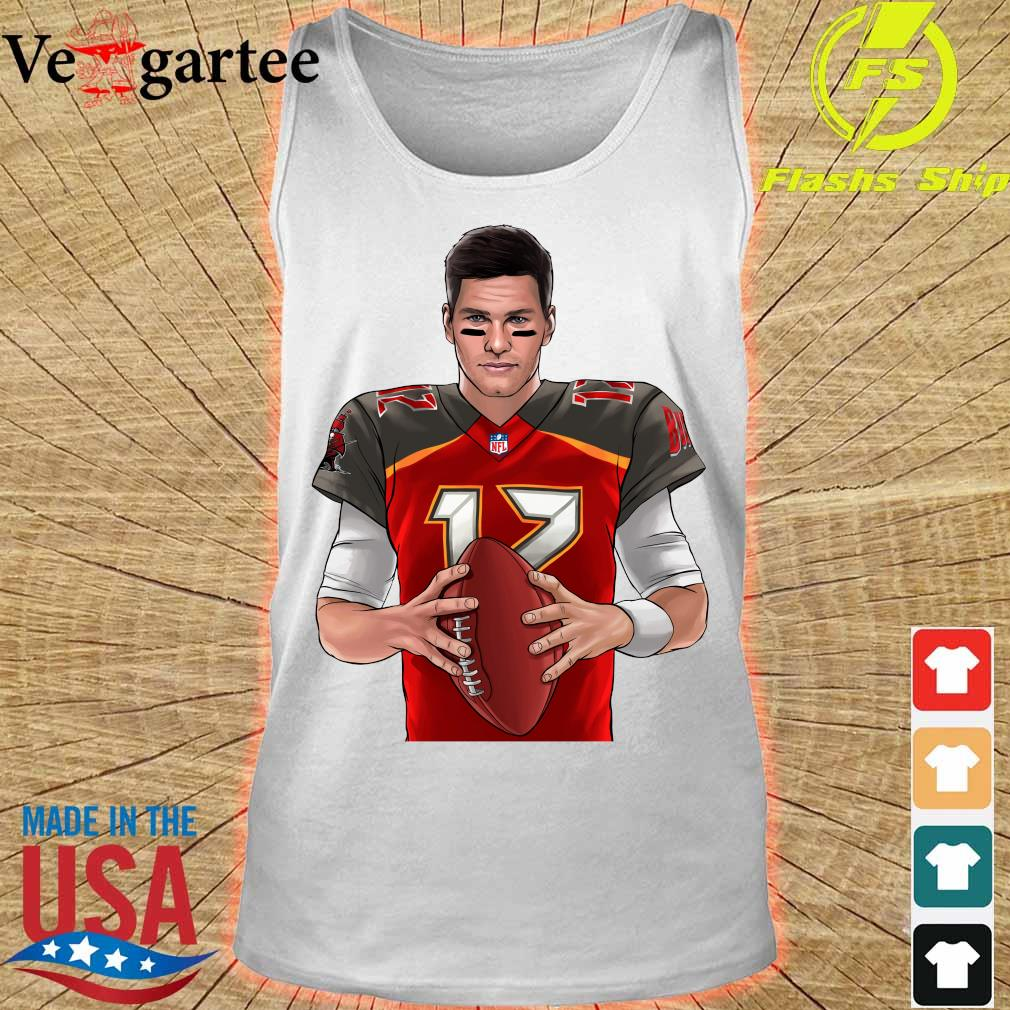 Official Tom Brady Buccaneers Shirt tank top
