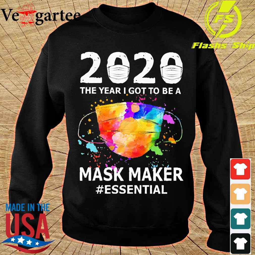 2020 the years I got to be a mask makes essential s sweater