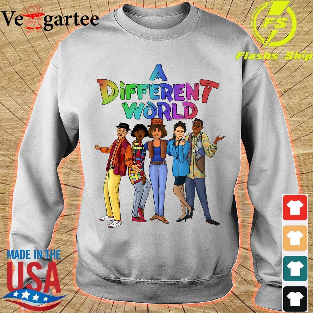 A different world s sweater