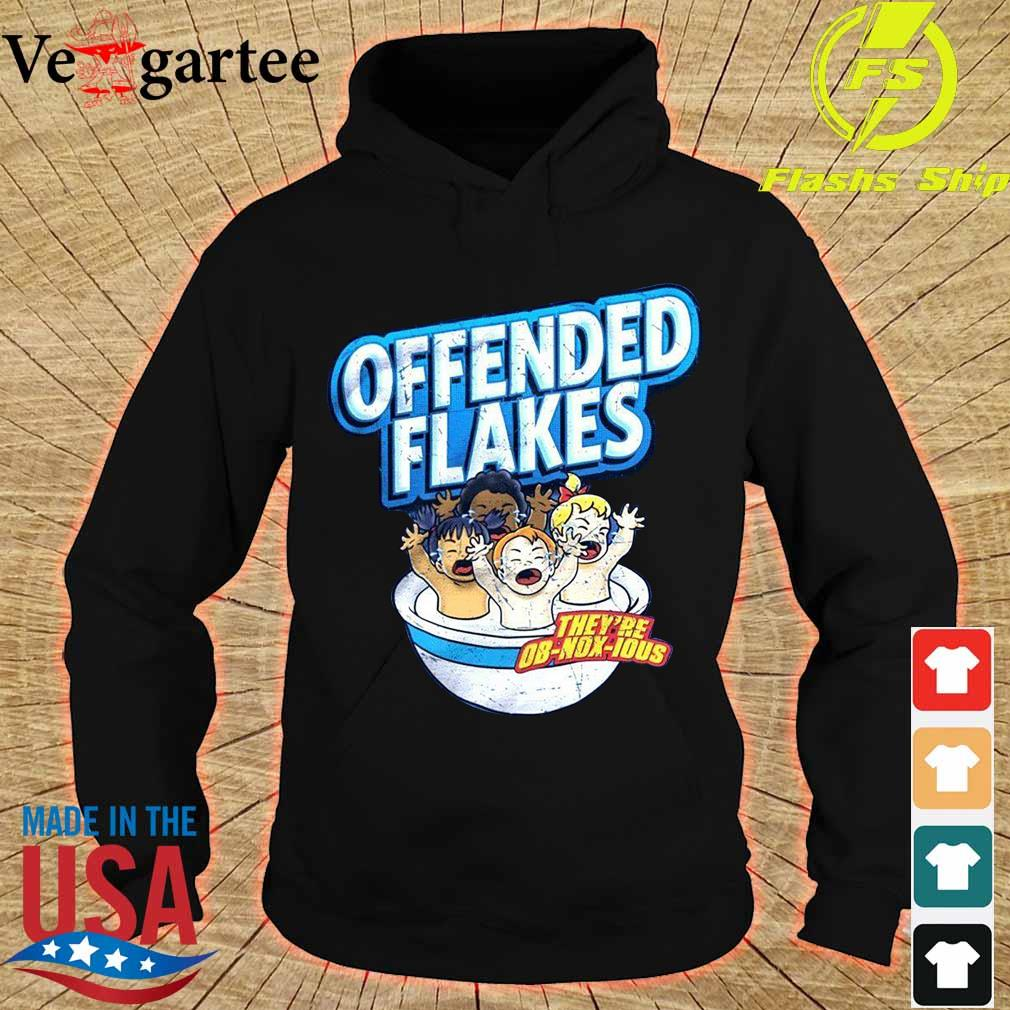 America_s offended flakes s hoodie