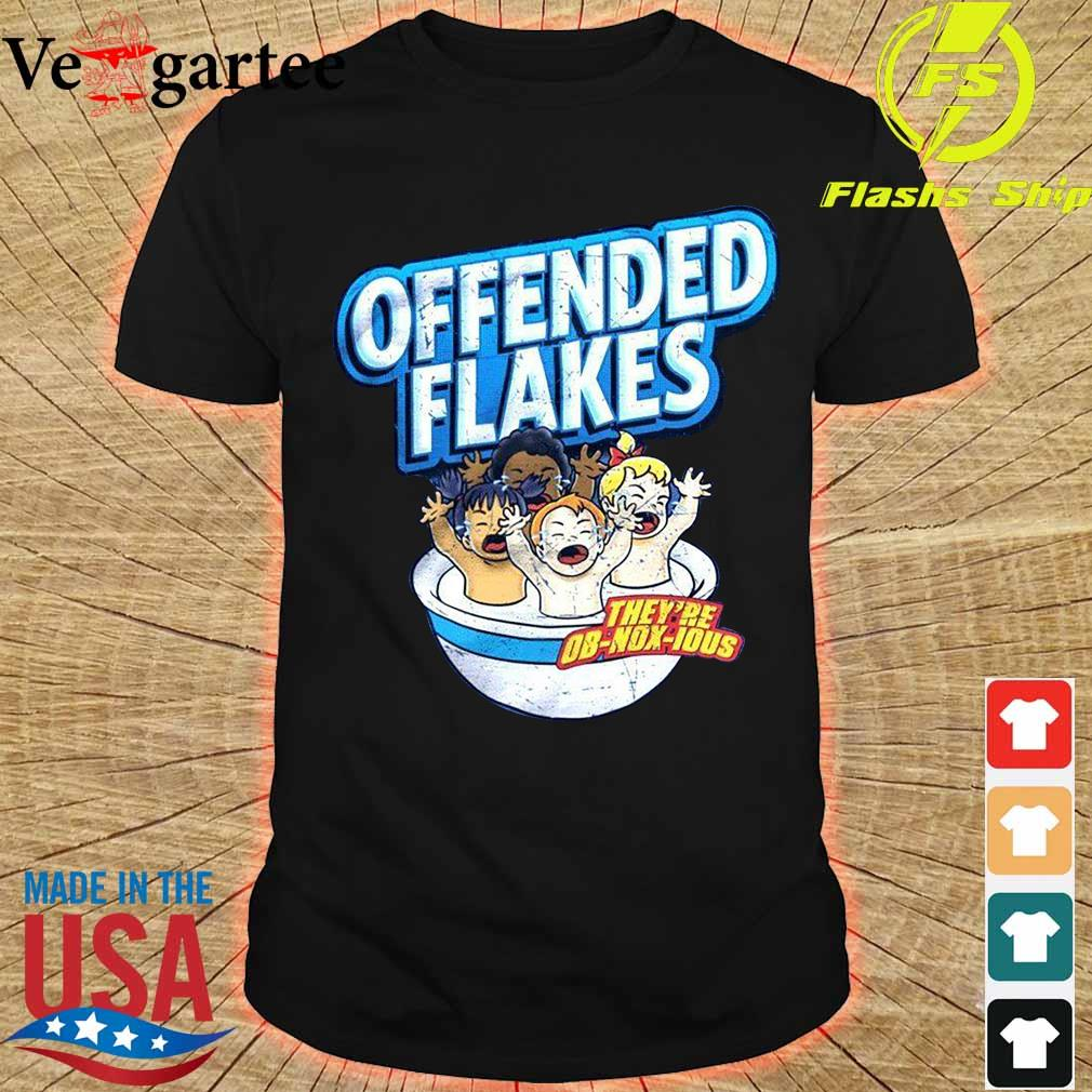 America_s offended flakes shirt