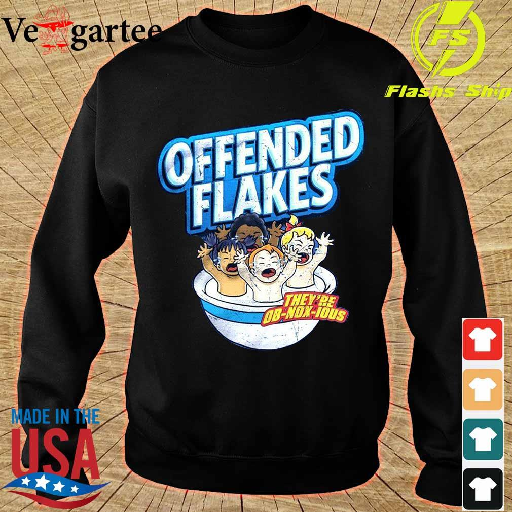 America_s offended flakes s sweater