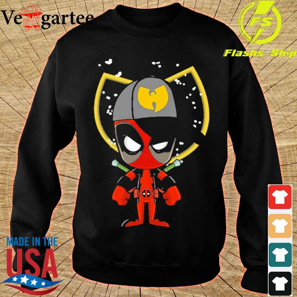 Baby Deadpool wu tang s sweater