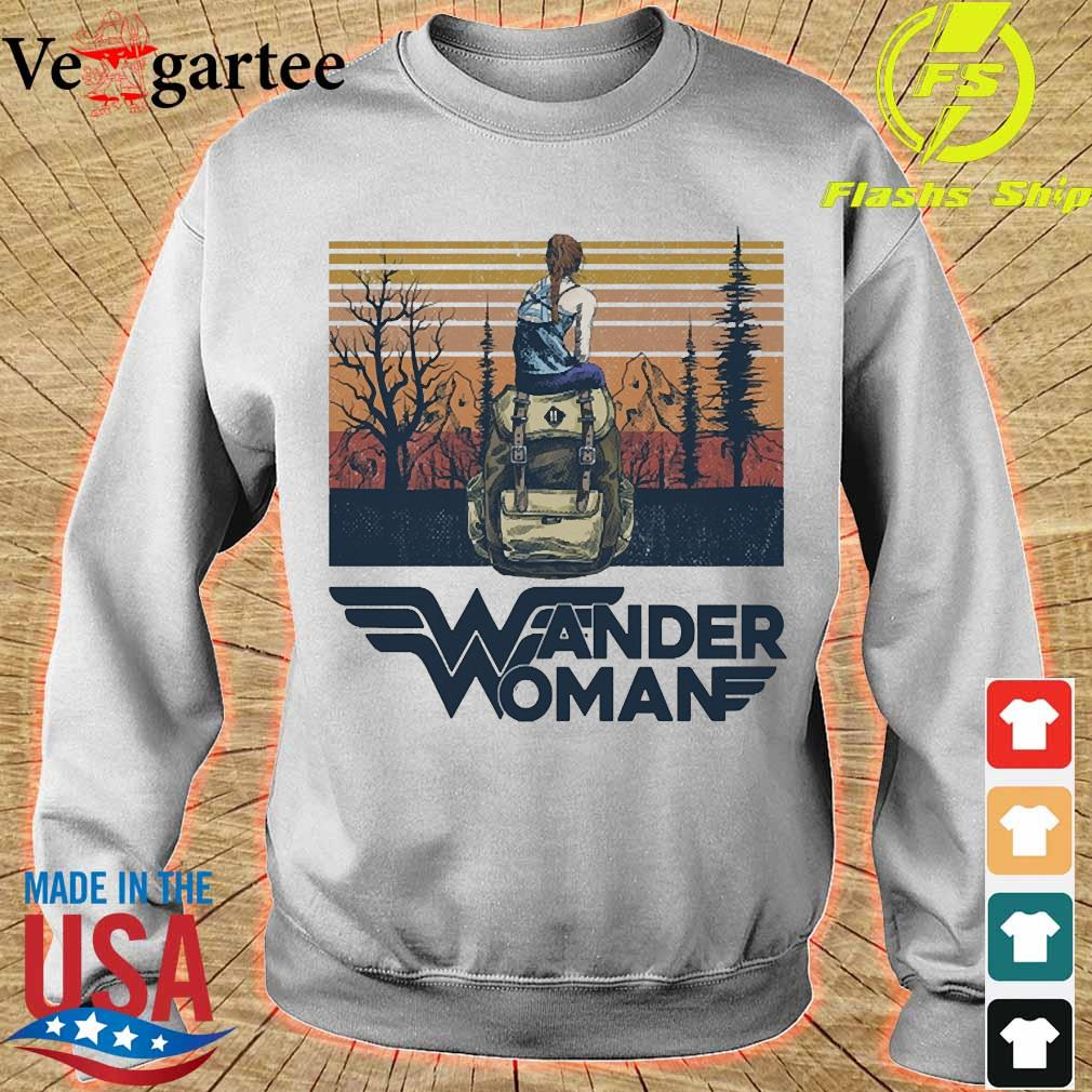 Bag Wonder Woman vintage s sweater