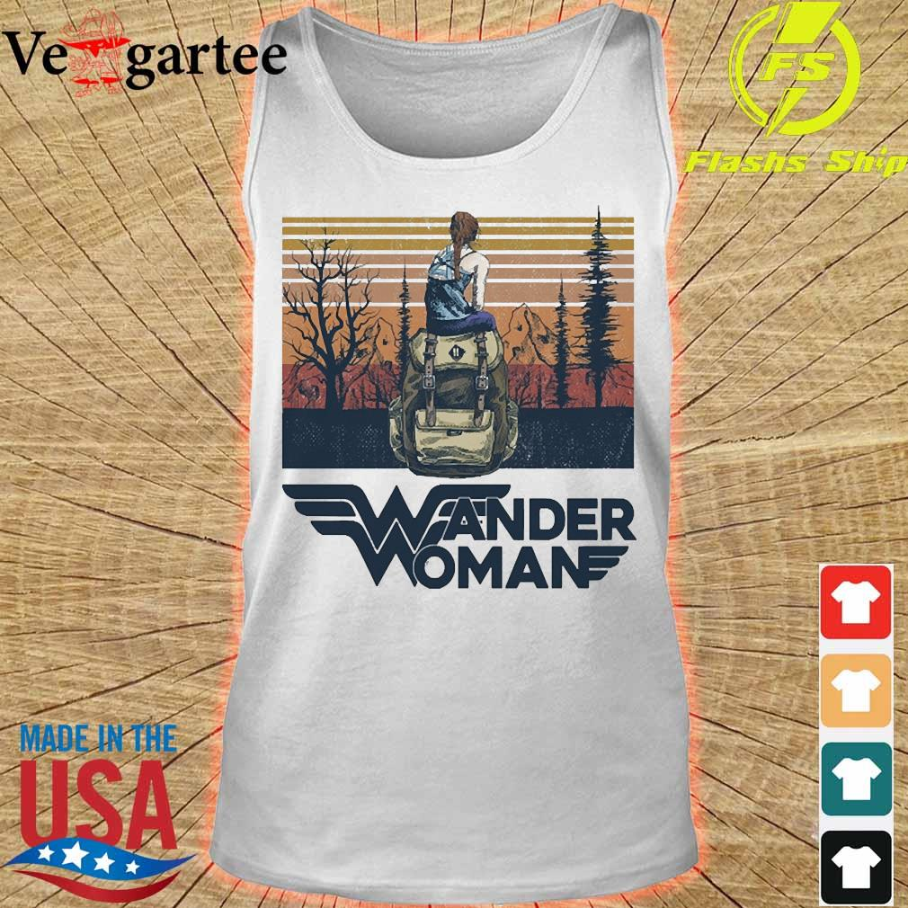 Bag Wonder Woman vintage s tank top