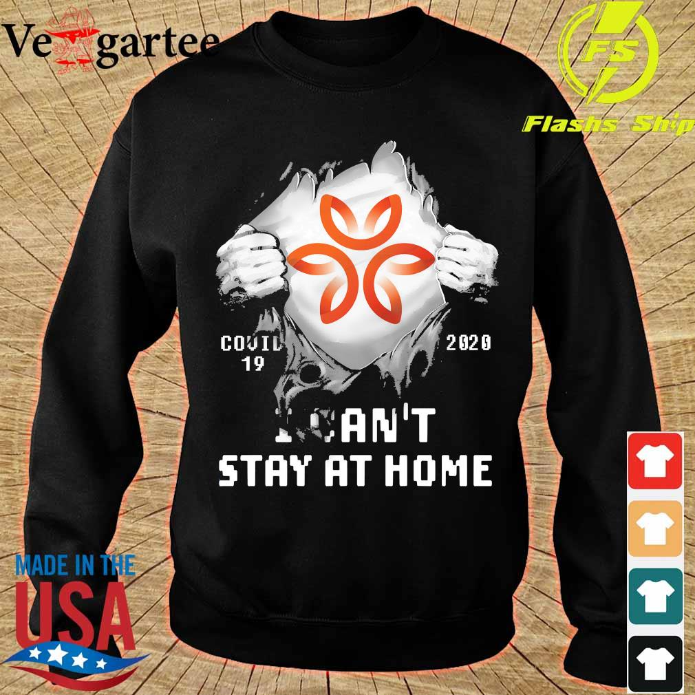Blood inside me Dignity Health - St. Rose Dominican covid-19 2020 I can't stay at home s sweater
