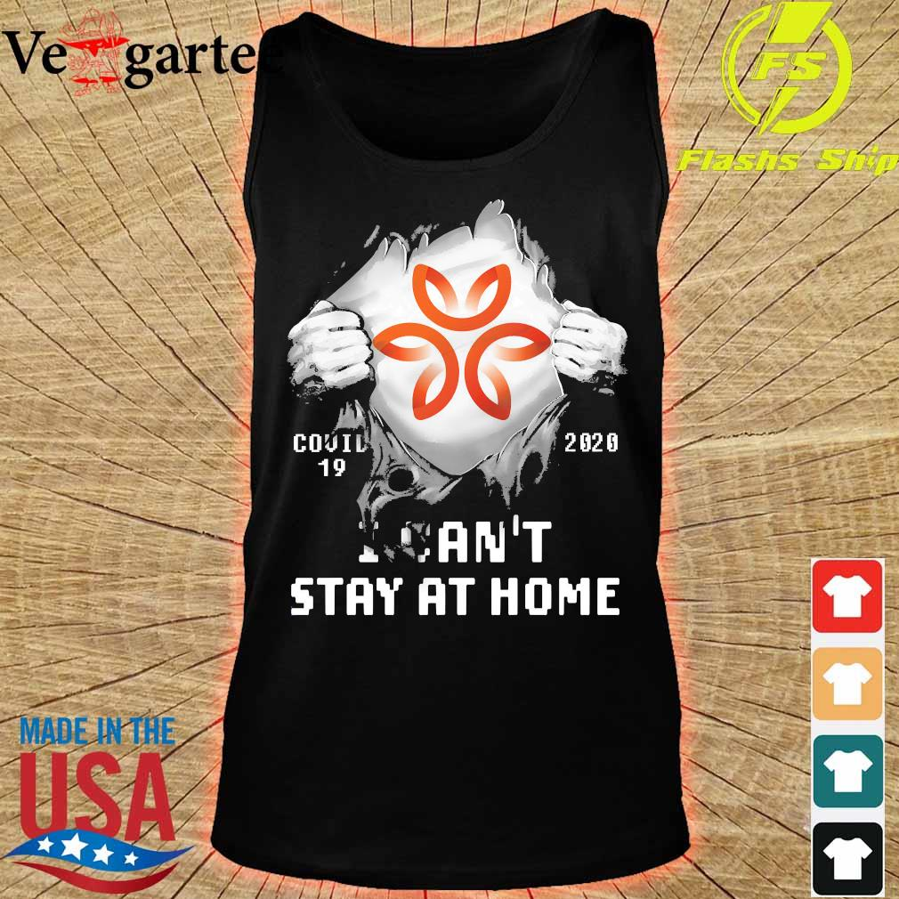 Blood inside me Dignity Health - St. Rose Dominican covid-19 2020 I can't stay at home s tank top