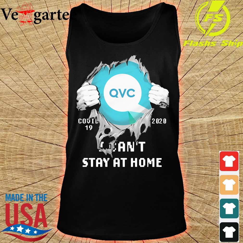 Blood inside me QVC Germany covid-19 2020 I can't stay at home s tank top