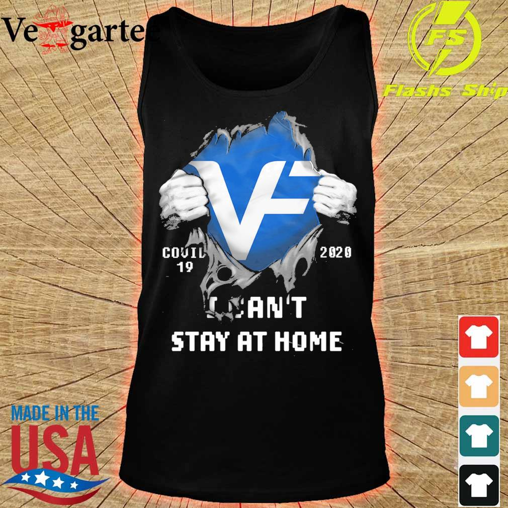 Blood inside me VF corporation covid 19 2020 i can't stay at home s tank top