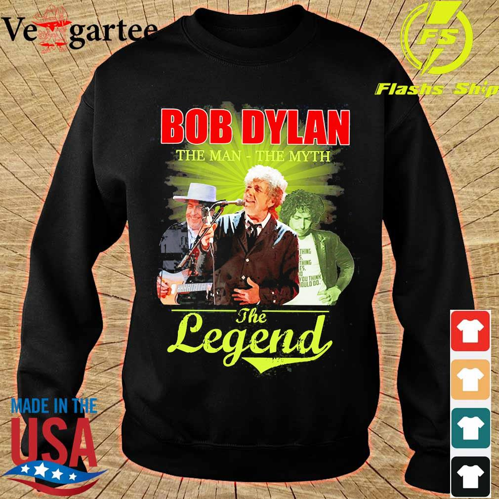 Bob Dylan the man the myth the legend s sweater