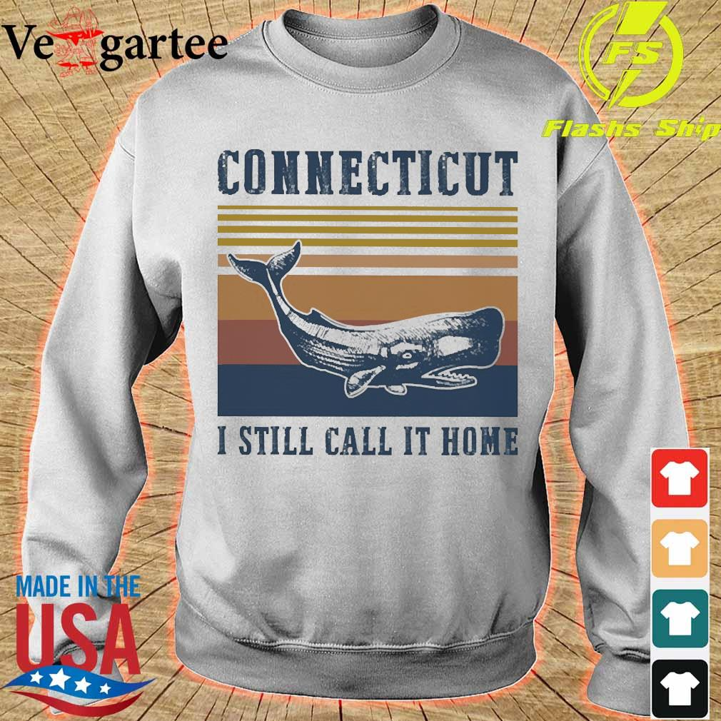 Connecticut I still call it home vintage s sweater