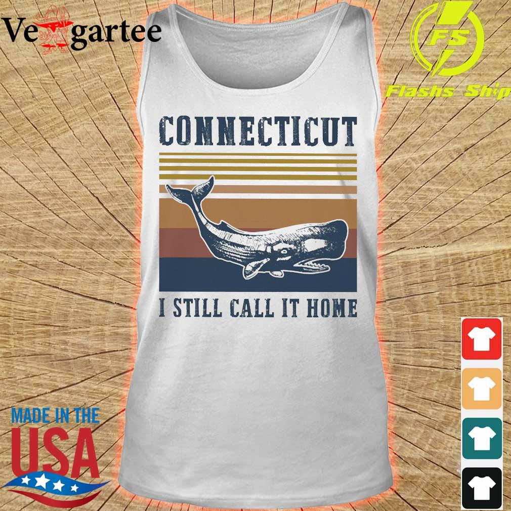 Connecticut I still call it home vintage s tank top