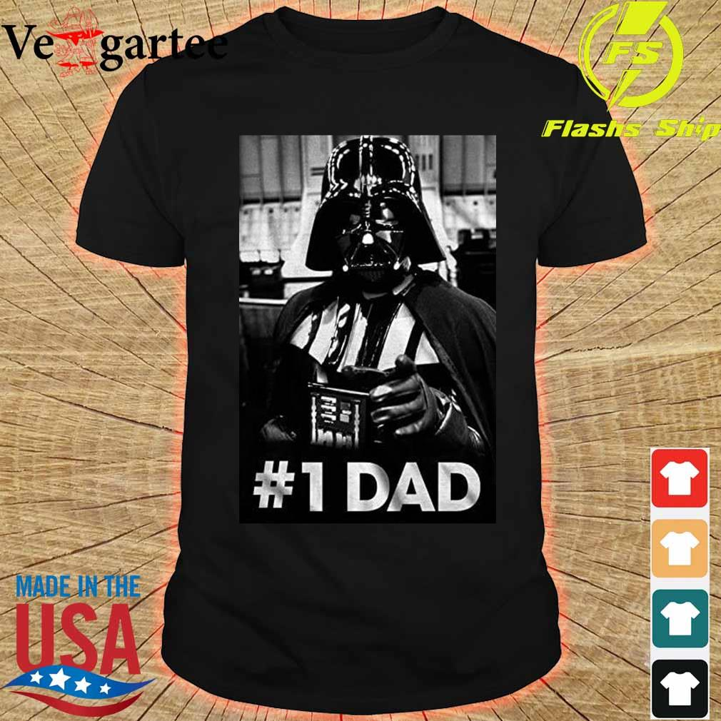 Darth Vader 1 Dad shirt