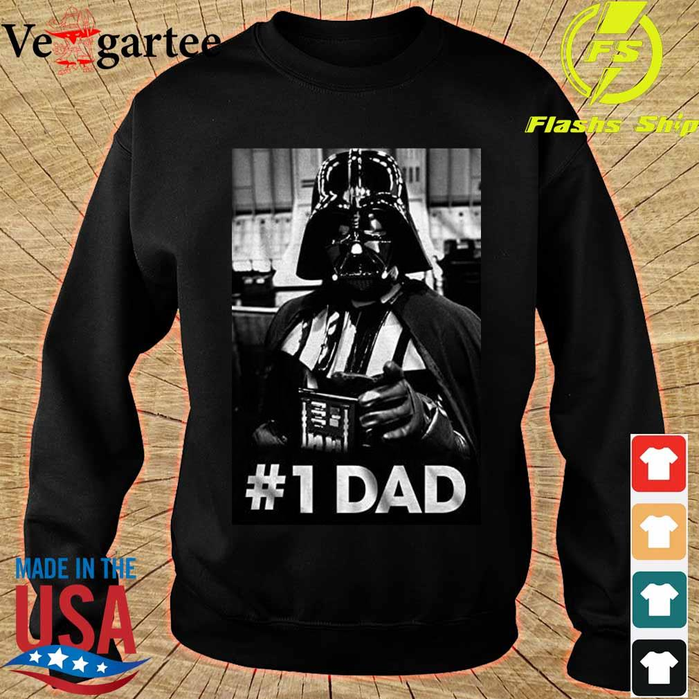 Darth Vader 1 Dad s sweater