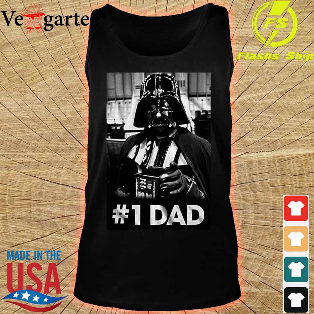 Darth Vader 1 Dad s tank top