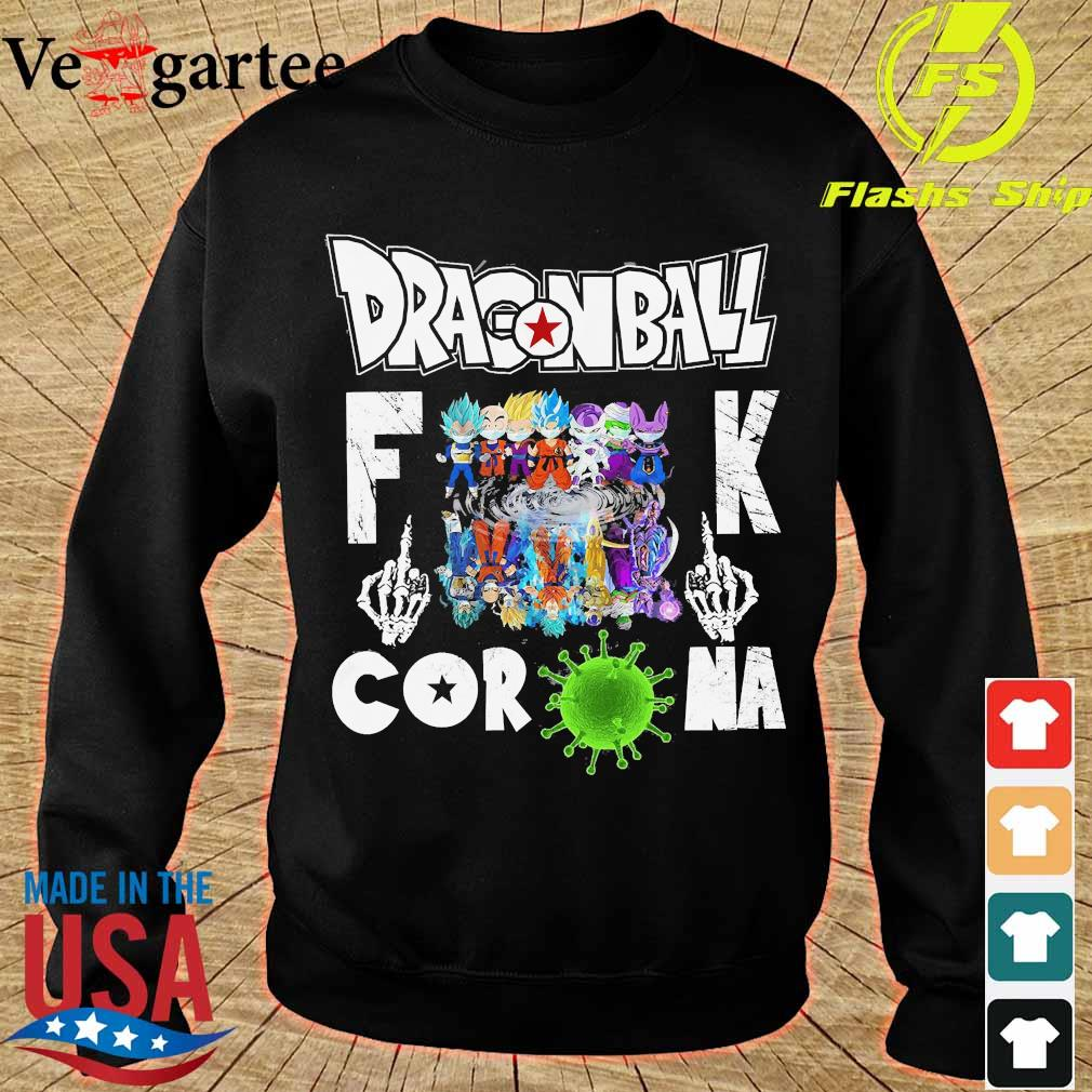 Dragon Ball water mirror fuck corona s sweater