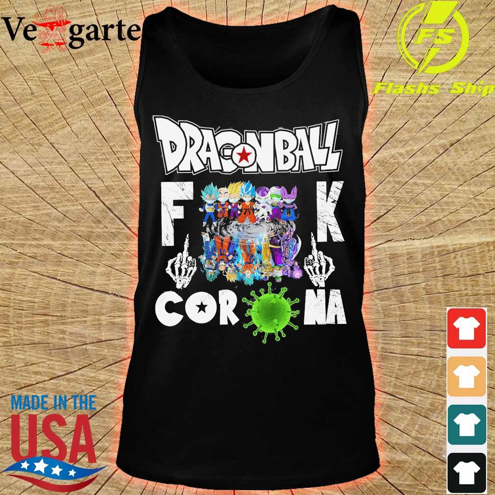 Dragon Ball water mirror fuck corona s tank top