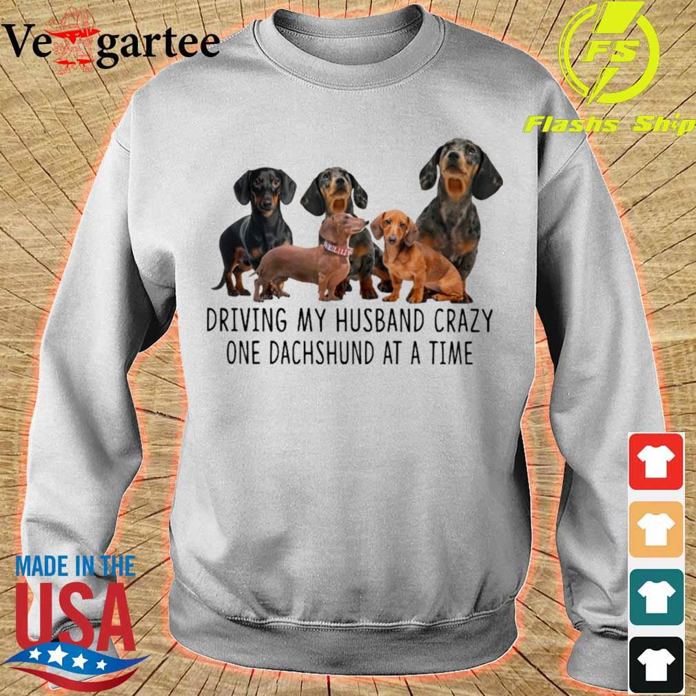 Driving my husband crazy one dachshunds at a time s sweater