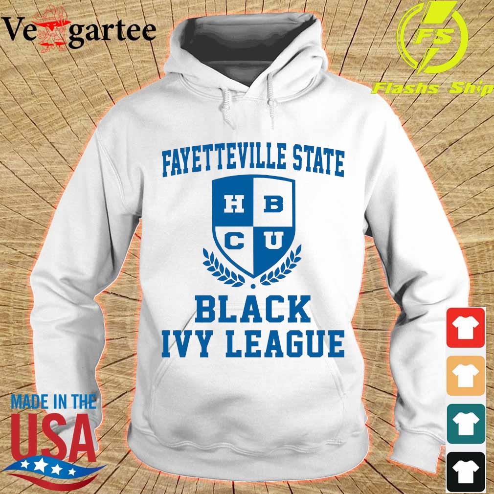Fayetteville State BCU Black Ivy League s hoodie