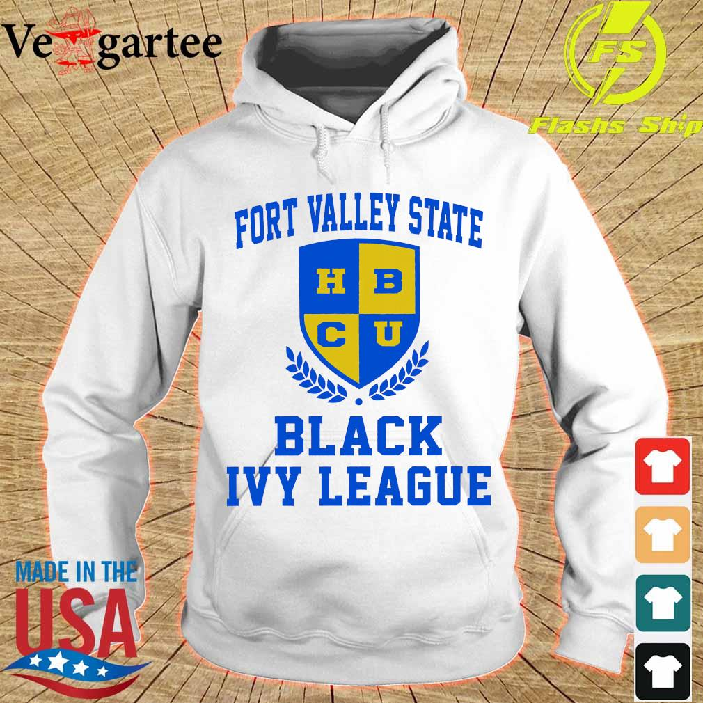 Fort Valley State HBCU Black Ivy League s hoodie