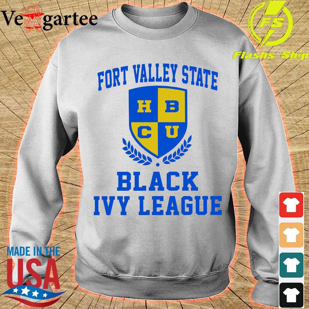 Fort Valley State HBCU Black Ivy League s sweater