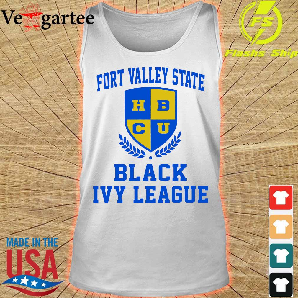 Fort Valley State HBCU Black Ivy League s tank top