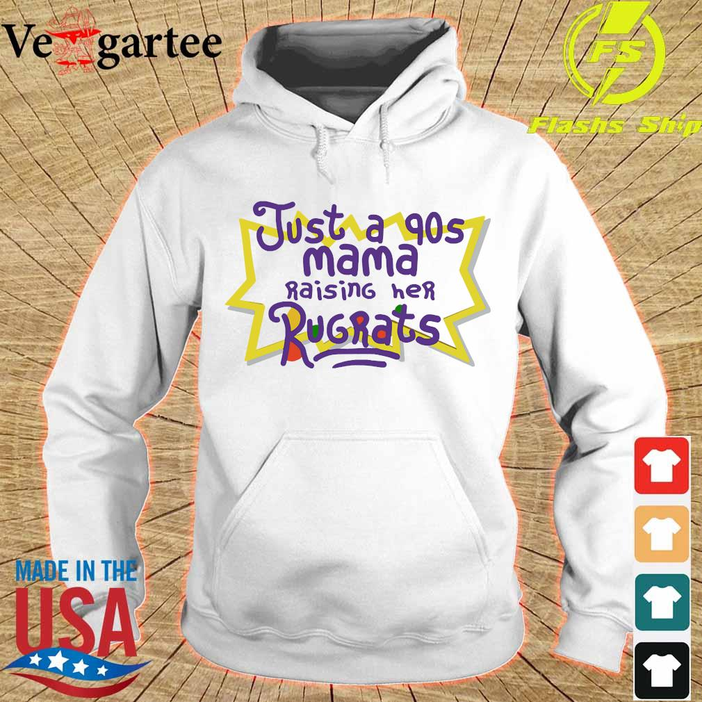 Just a 90s mama raising her Rugrats s hoodie