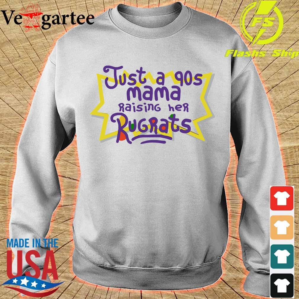 Just a 90s mama raising her Rugrats s sweater
