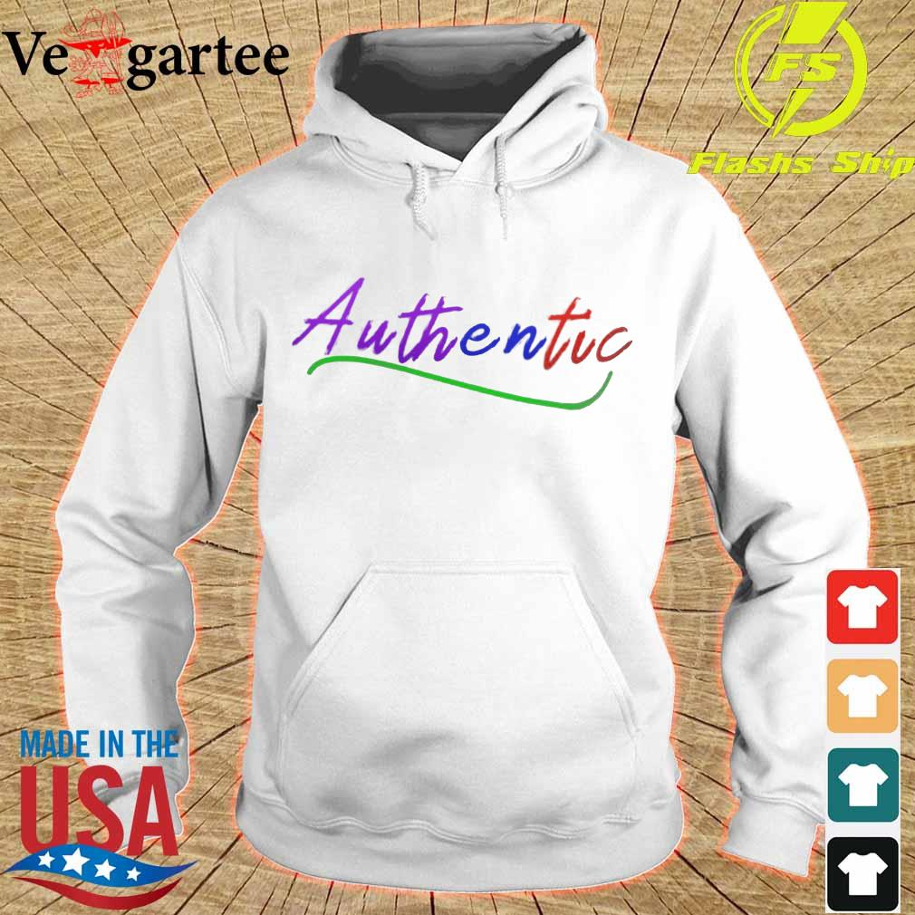 LGBT Authentic s hoodie