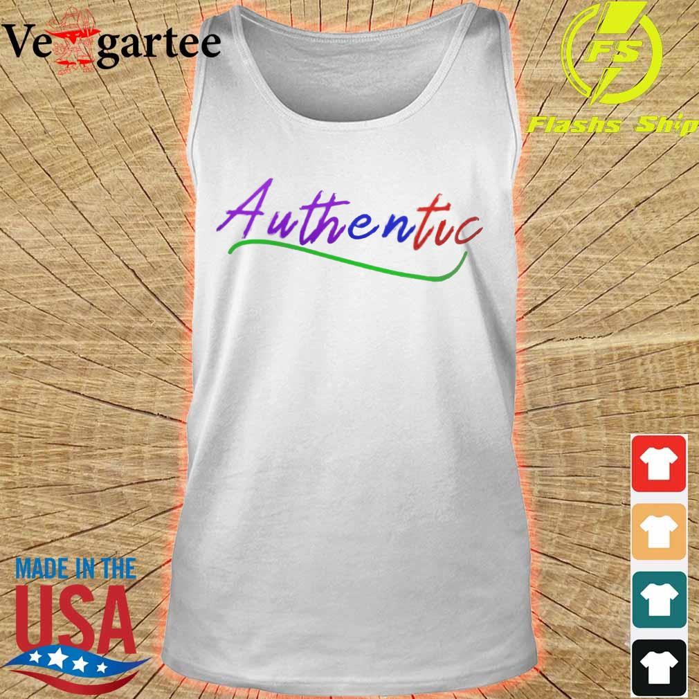 LGBT Authentic s tank top