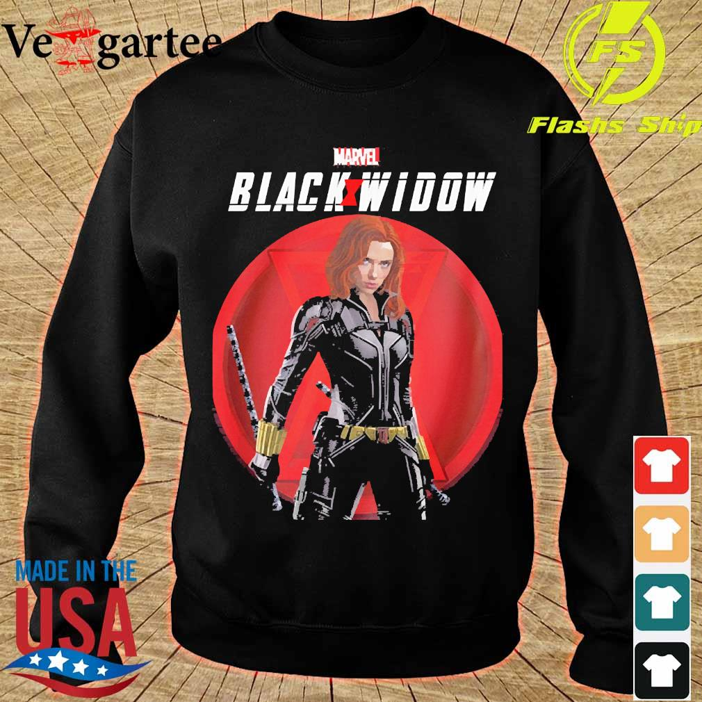 Marvel Black and Widow s sweater