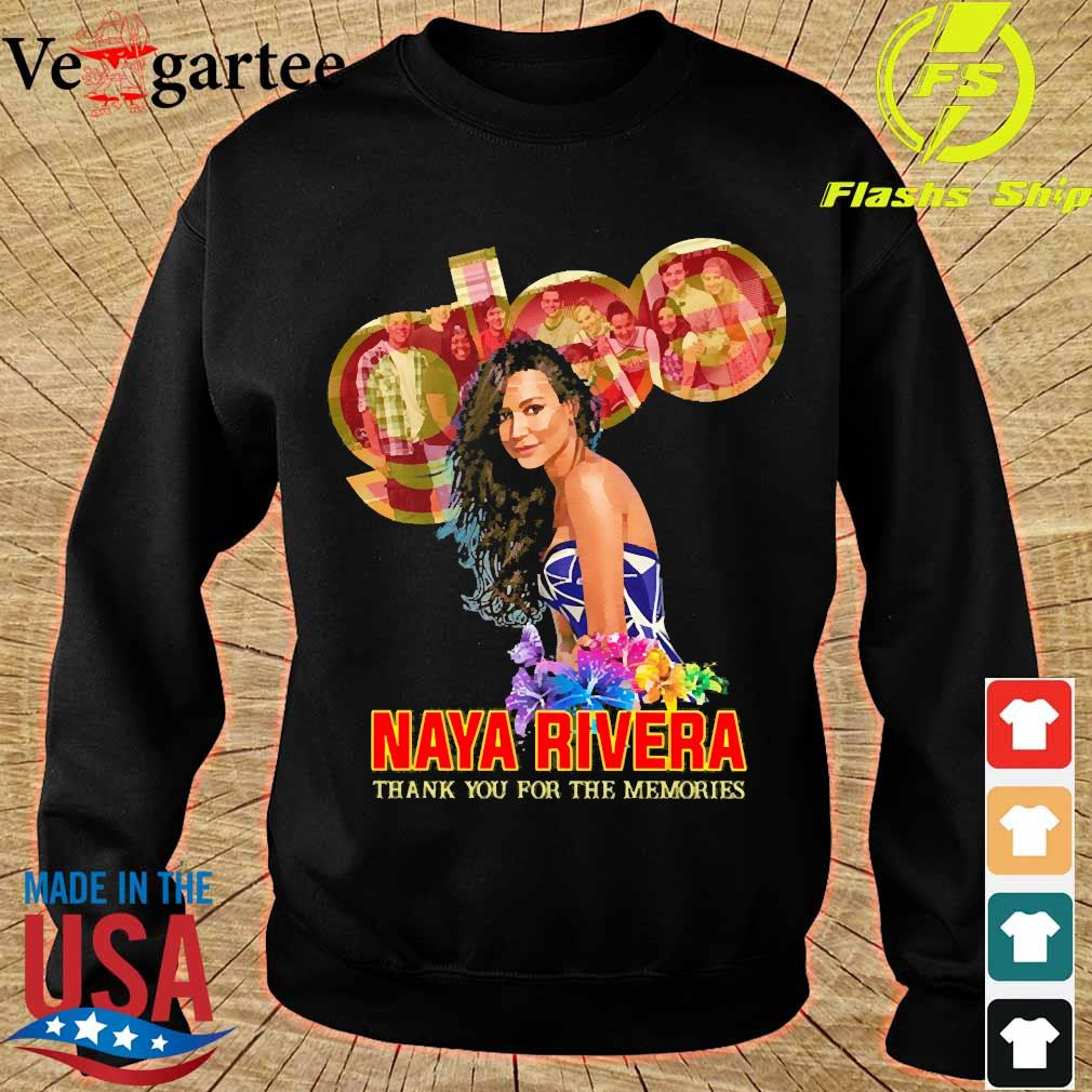 Maya Rivera thank You for the Memories s sweater