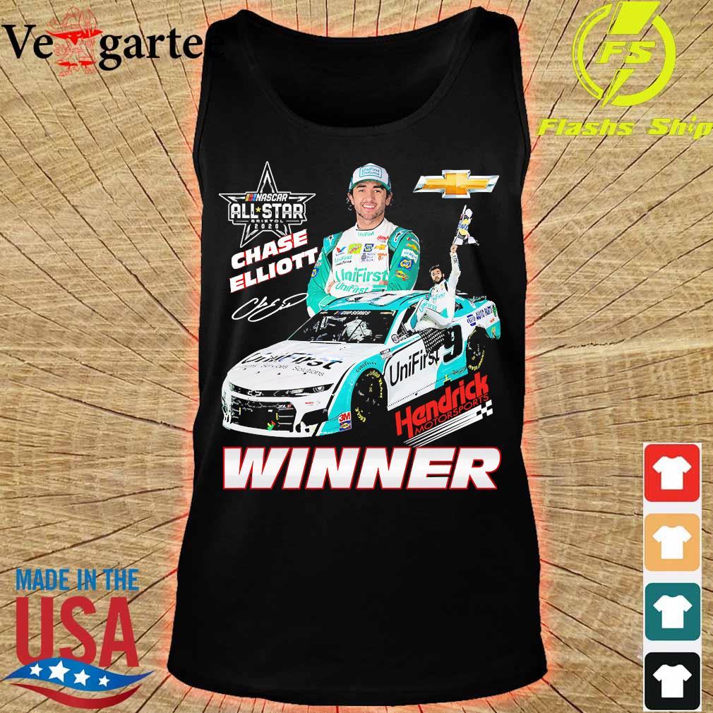 Nascar All star 2020 Chase Elliott Hendrick Motorsports Winner s tank top