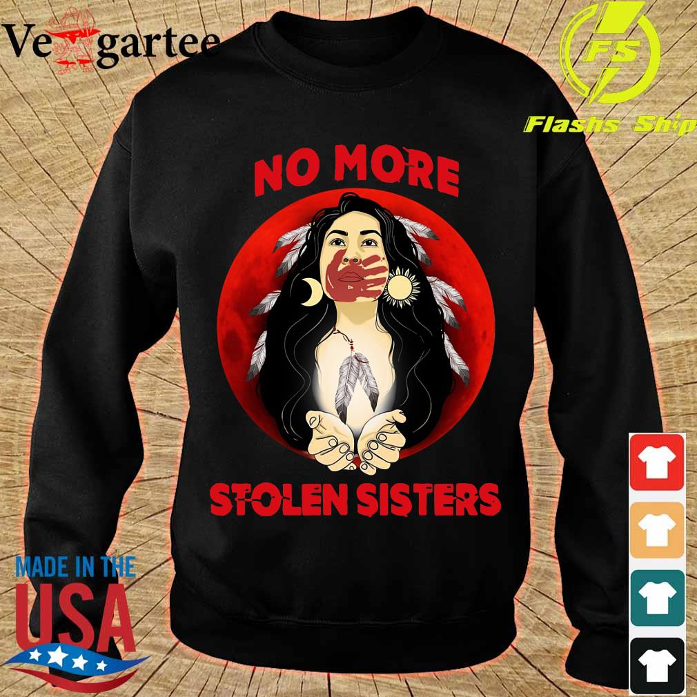Native Americans no more stolen sisters s sweater