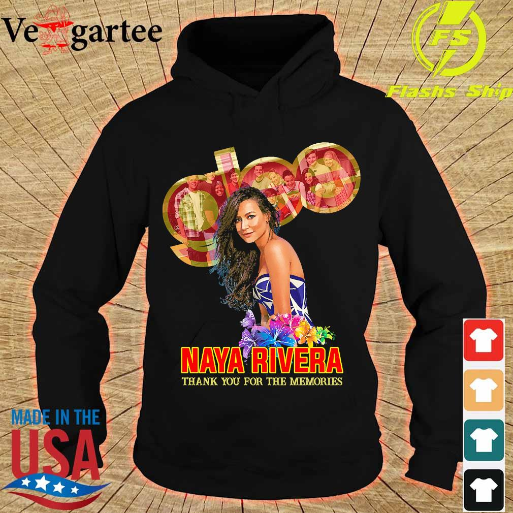 Naya Rivera thank You for the memories s hoodie